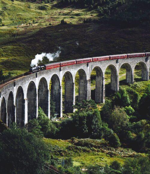 De mooiste treinreizen door Europa