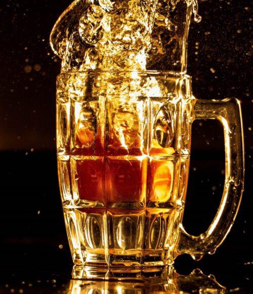 Alcohol vrijebieren