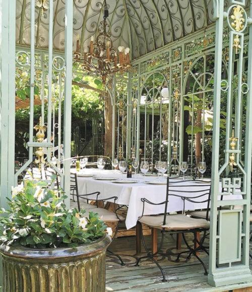 Chez Bruno: Truffelrestaurant met knappe looks en Michelinster in Frankrijk