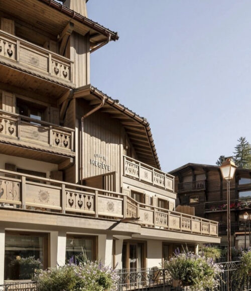 Nieuw: Hotel Coeur de Megève