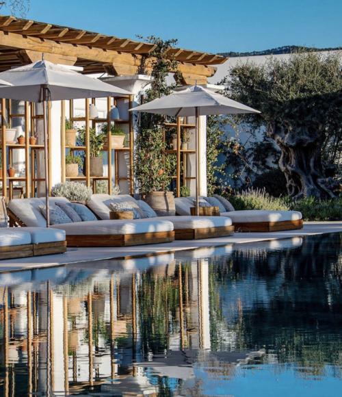 Ibiza's eerste ecologische privévilla's en clubhuis met vijfsterrenfaciliteiten, Sabina Ibiza