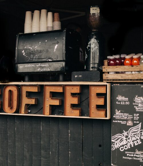 take out koffie amsterdam