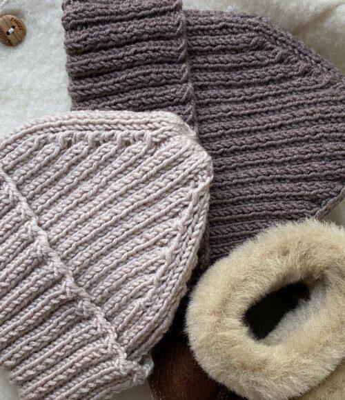 Baby must have: handmade mutsje Pompe&Pompe