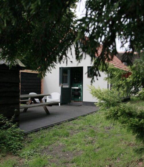 Tiny house Bed & Buiten bij de Veluwe in Gelderland