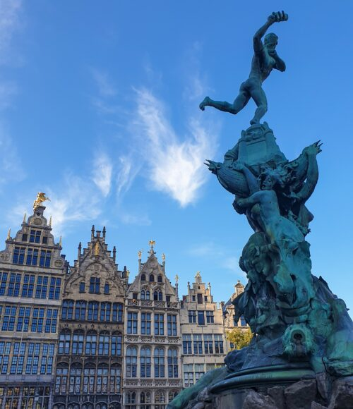 15+ favoriete restaurants in Antwerpen (soms nieuw, soms oud en altijd niet te missen).
