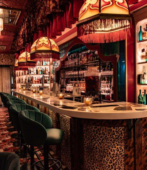 Lolo Amsterdam: het nieuwe eye-catching restaurant op de Wallen