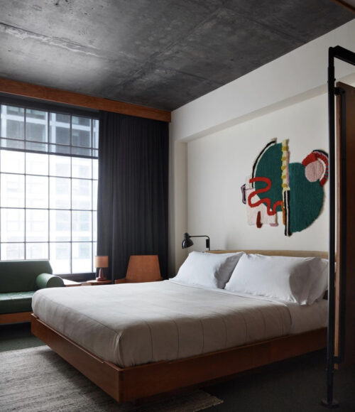New on the block: Ace Hotel in Downtown Brooklyn