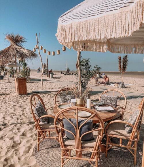 Zon, zee, strand? Dé leukste strandtenten van Nederland (2021)