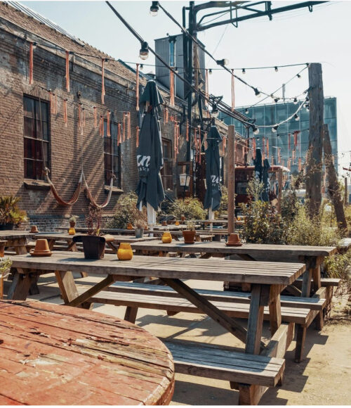 terras roest - amsterdam oost