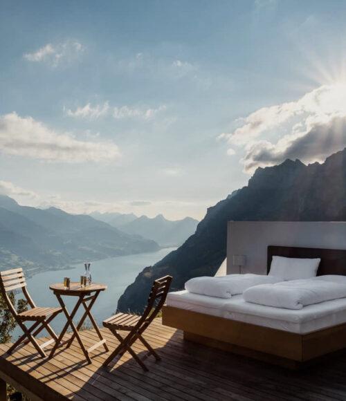 Zero Real Estate: Verblijven in een hotel zonder muren, dat is detox tot de max