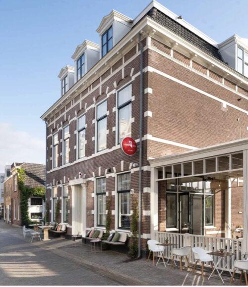 Staycation Nederland: Stadsherberg Boutique hotel Alphen