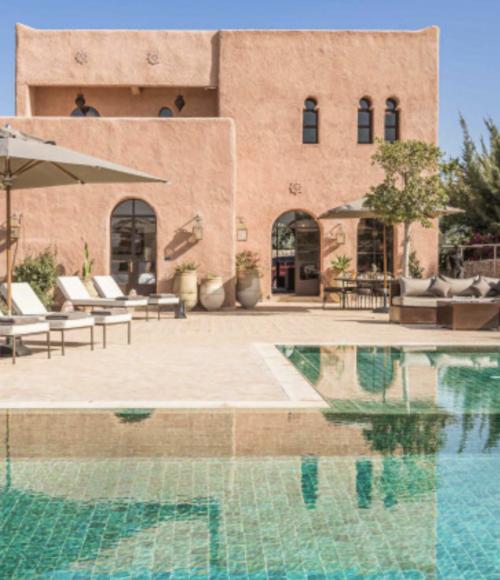 Le Jardin des Douars, Essaouria, Marokko