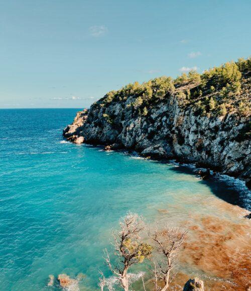 HIER willen we heen! Liever gisteren dan vandaag… Eco-resort Six Senses Ibiza