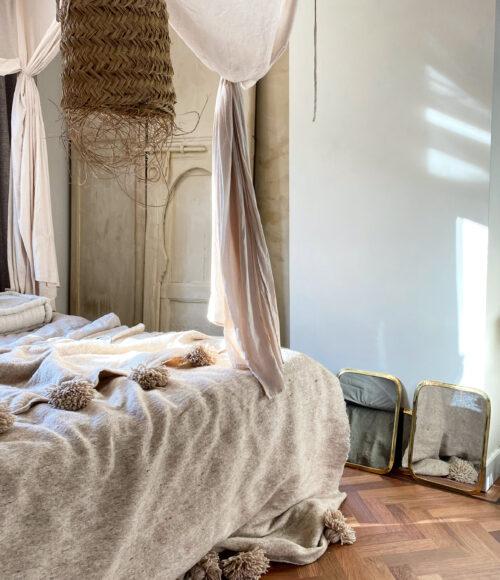 'net alsof' slapen in Marokko (maar dan dichtbij huis)