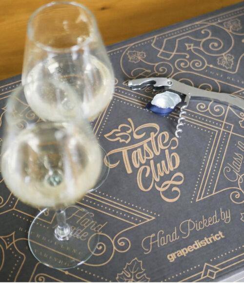 Taste Club: een op smaak afgestemd wijnabonnement