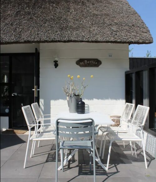 Verblijven in een pinterestproof huisje? Viva Makkum, Friesland