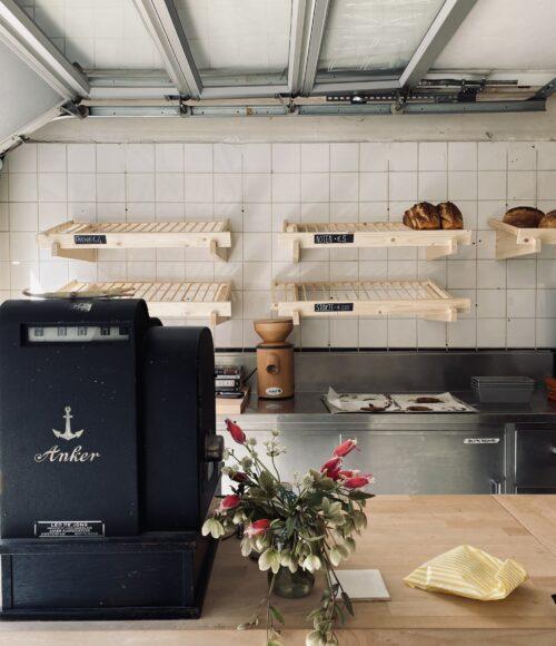 Zuurdesembakkerij Mater in de Amsterdamse Pijp voor al je broodnodigheden