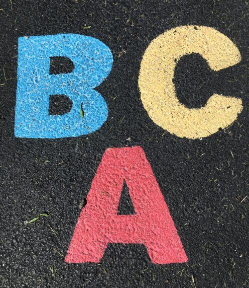 De leukste alfabetposters voor de mini's