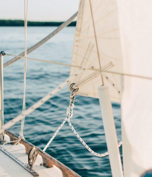 3 x slapen op een boot