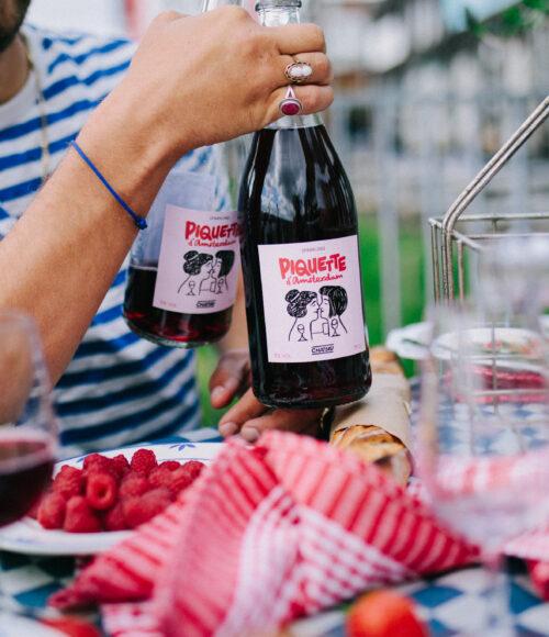 Pop up Bar Piquette Amsterdam: hét Franse zomerterras aan het IJ, Amsterdam