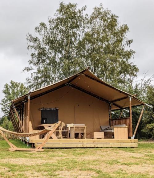 Camping de Vinkenkamp, een kekke kleine camping op de veluwe