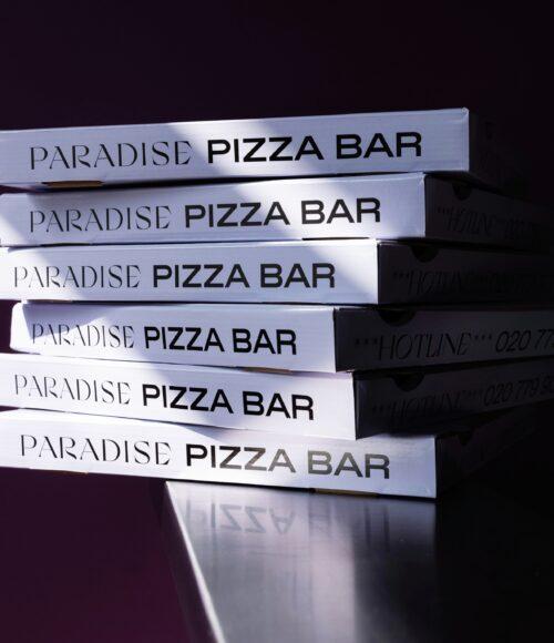 paradise pizza bar