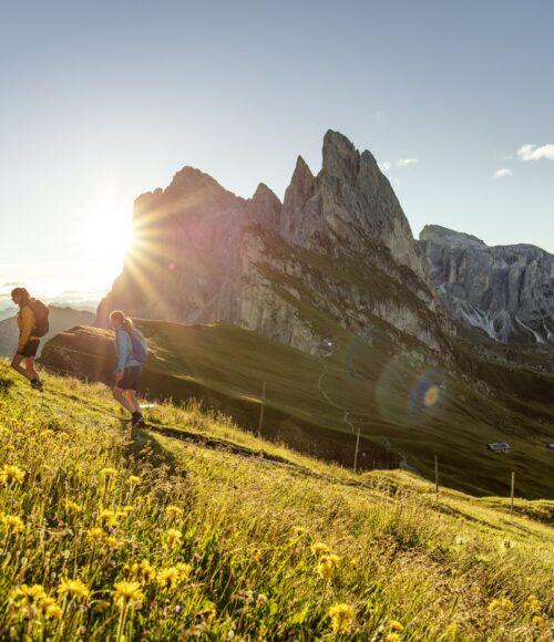 Noord Italië it is: en route door prachtig Süd Tirol, langs wijnvelden, via de beste restaurants en heerlijk niks doen met zicht op de bergen