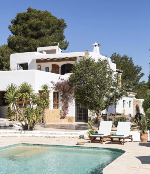 Droomfinca: Can Barda op Ibiza