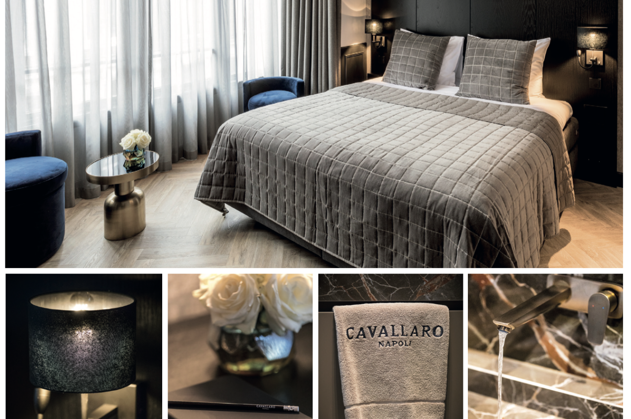 Cavallaro Hotel, Haarlem