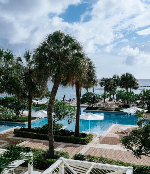 Met stip één van de fijnste hotels op Curaçao: Marriott Beach Resort Curaçao