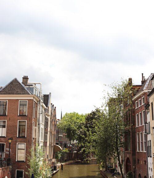 Lekker (lunchen) in Utrecht