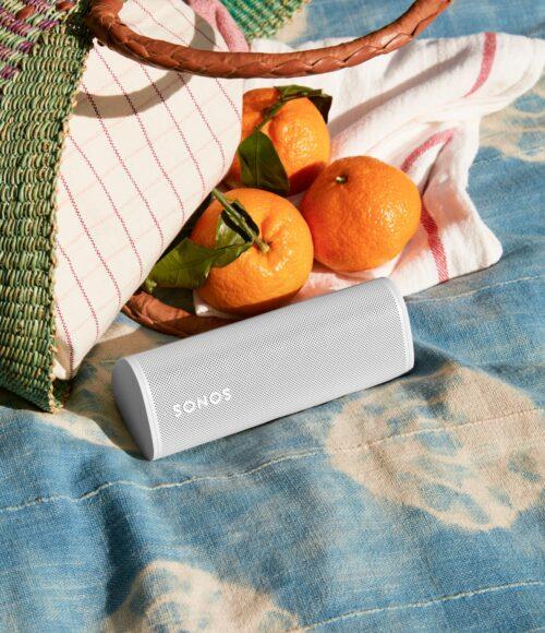 Perfect Summer gear: de ROAM, de nieuwe en ultra-draagbare speaker van Sonos