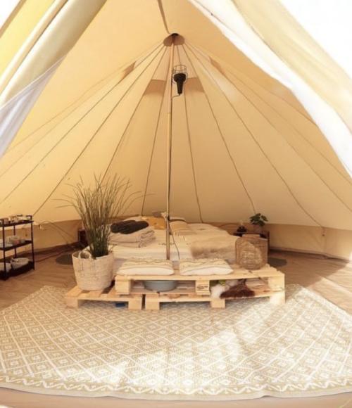 de Niet-verder-vertellen-camping van de week: Mini Camping de Houtwal in Paasloo (Weerribben-Wieden, Overijssel)