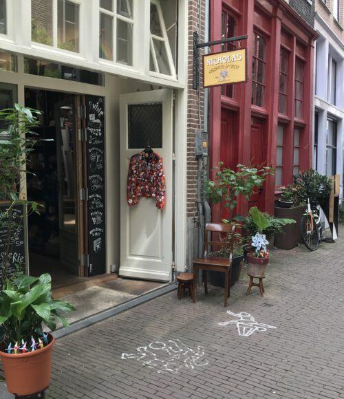 Nieuw in de binnenstad: Nicholas Groente & Fruit (en meer!)