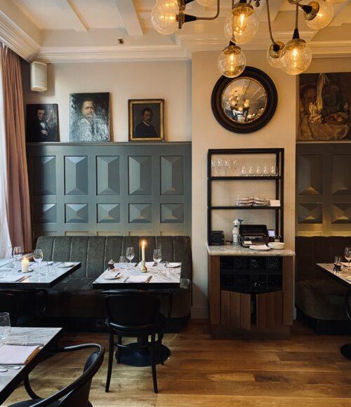 Restaurant Jansz Amsterdam