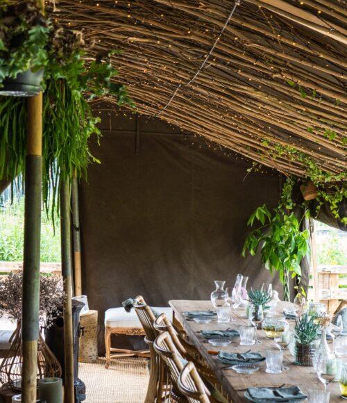 Pop-up restaurant De Vuurplaats op boerderij Eyckenstein (nu ook in het najaar)