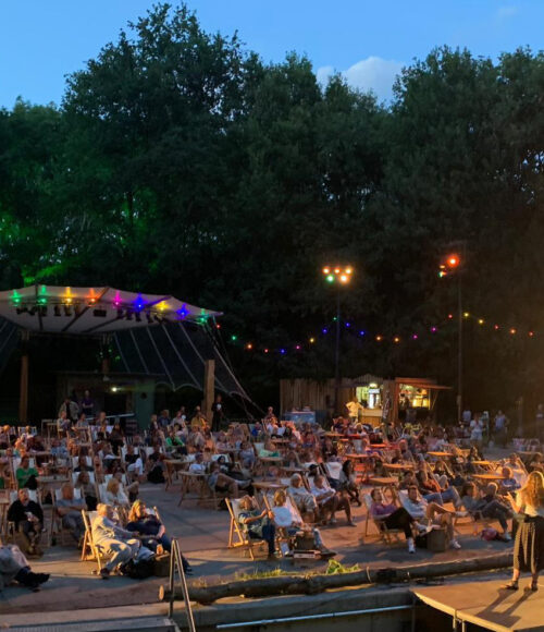 Forest Film Festival in het Amsterdamse Bostheater
