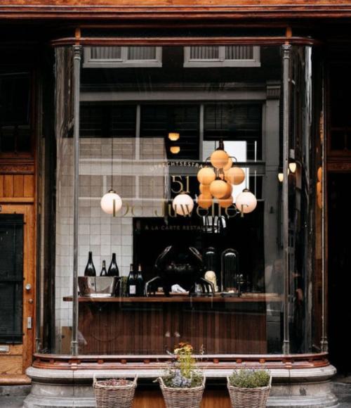New in town: restaurant De Juwelier Amsterdam