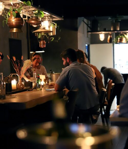 Van Tel Aviv naar Amsterdam West bij Night Kitchen