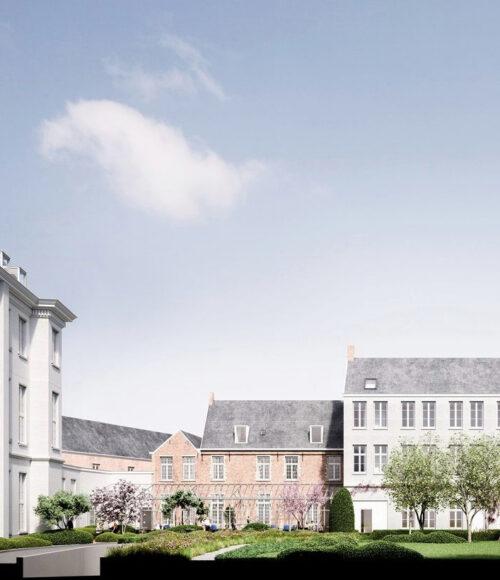 Oase van rust bij het nieuwe Hotel Botanic Sanctuary Antwerp