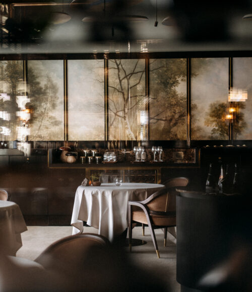Restaurant Bord'Eau in (het prachtige) hotel De L'Europe Amsterdam wordt restaurant Flore