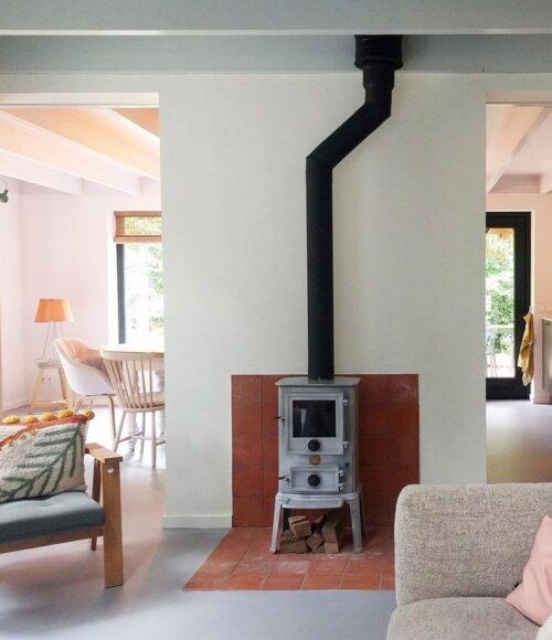 Een nieuwe cabin in de natuur: Boshuis Vroeg
