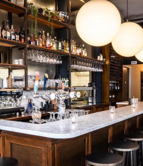 Bar Bistro Bravour, de nieuwe aanwinst van Amsterdam Oost