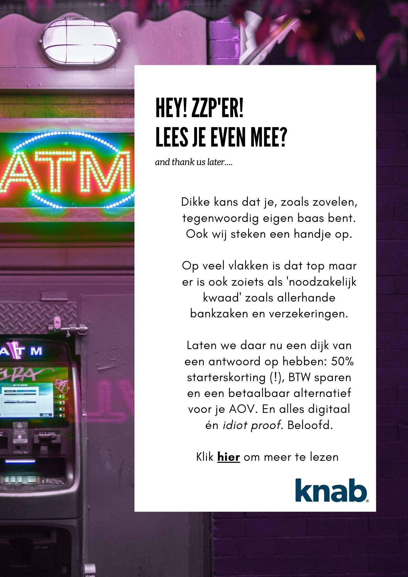 Knap online bank