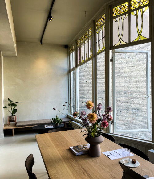 Picture Perfect in Hartje Rotterdam: Hotel + bar Âme, Rotterdam